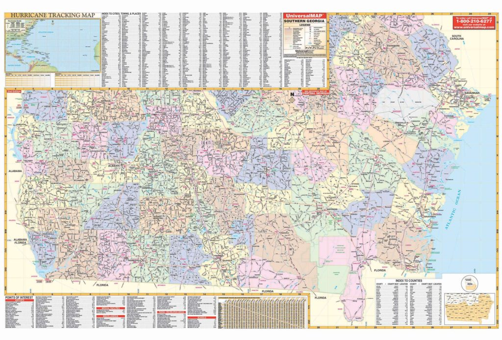 Geia State 5Digit ZIP Code Wall Map KAPPA MAP GROUP