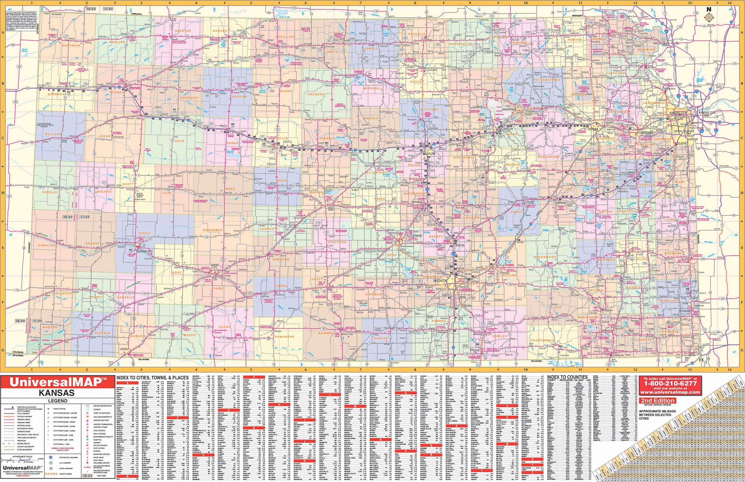 Kansas State Wall Map – KAPPA MAP GROUP on missouri map, kansas small town map, printable kansas map, kansas interstate map, kansas elevation map, the state map, usa map, herington kansas map, colorado map, kansas lakes map, arkansas map, kansas counties map, kansas road map, kansas map with all cities, united states map, tennessee state map, kansas us map, oklahoma map, nebraska map, colby kansas map,