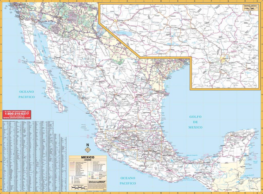 Golfo De Mexico Map.Products Kappa Map Group