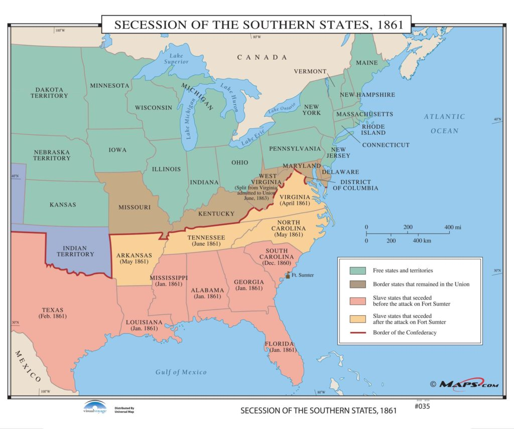 an analysis of reasons for secession of south carolina The declaration of the immediate causes which induce and justify the secession of south carolina from the federal union was a proclamation issued on december 24, 1860, by the government of south carolina to explain its reasons for seceding from the united states (full text of the declaration.