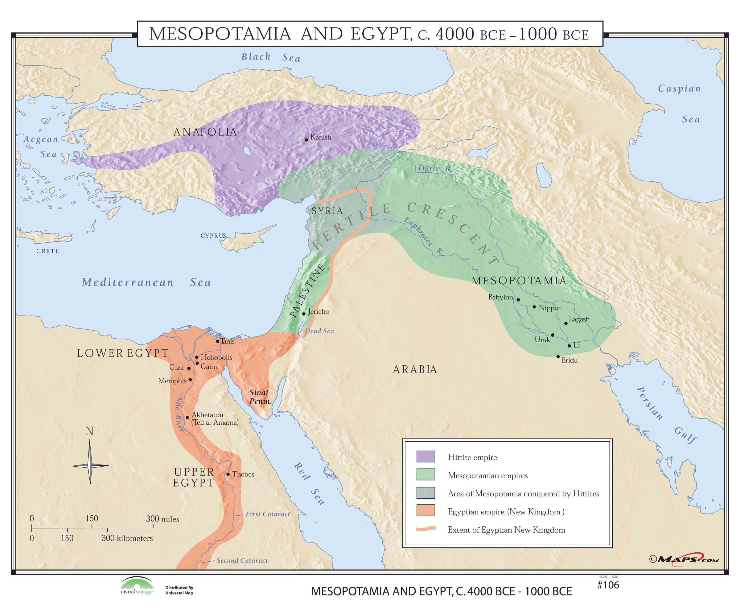 106 mesopotamia egypt 4000 1000 bce kappa map group 106 mesopotamia egypt 4000 1000 bce gumiabroncs Choice Image