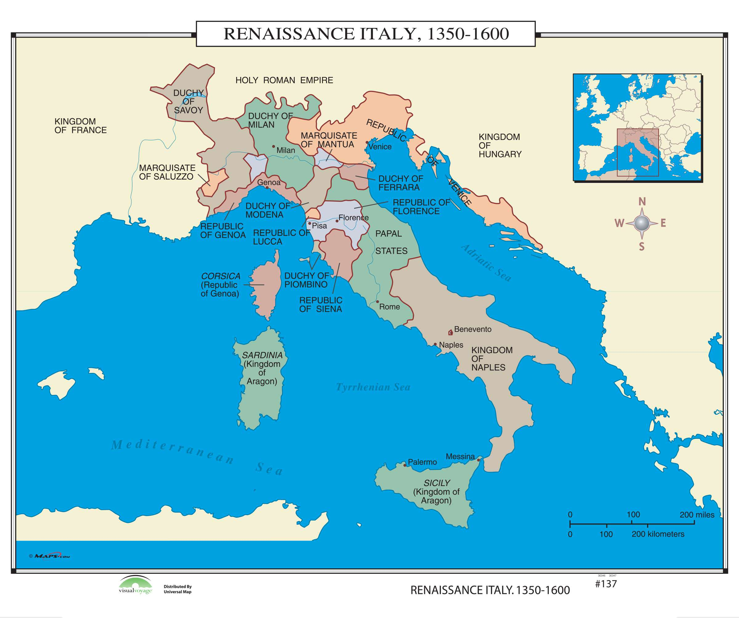 137 Renaissance Italy 13501600 KAPPA MAP GROUP