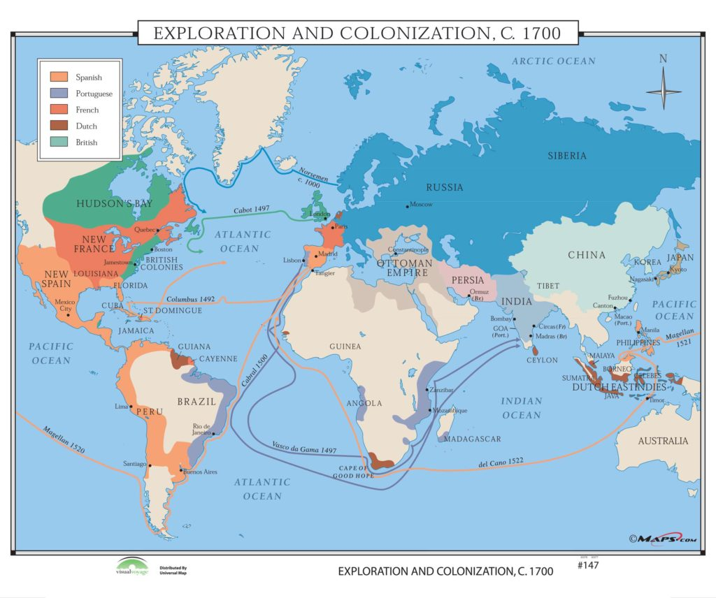 2 compare and contrast portuguese with spanish exploration and colonization The time period in which much of the first wave of european colonization the portuguese and spanish use of in contrast from popular belief, portuguese slave.